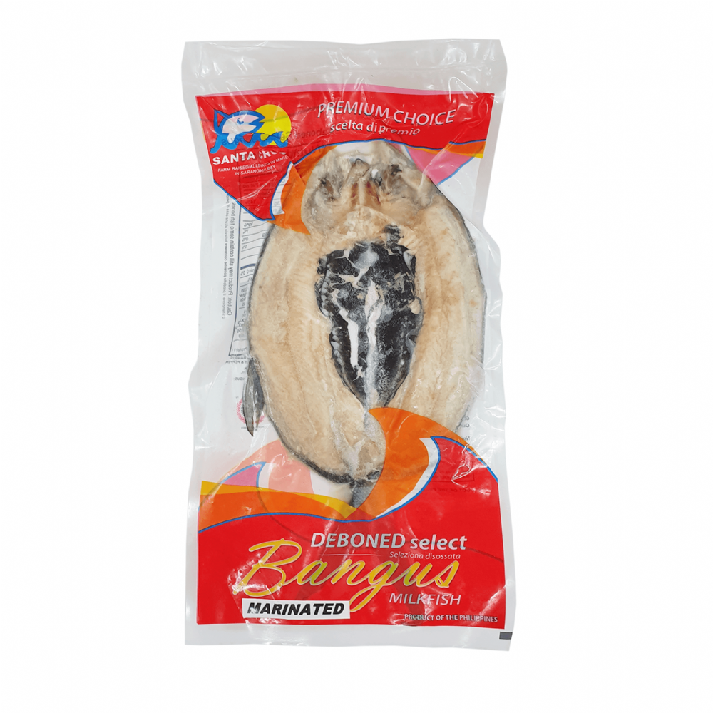 Santa Cruz Bangus Deboned Milkfish Marinated 800g